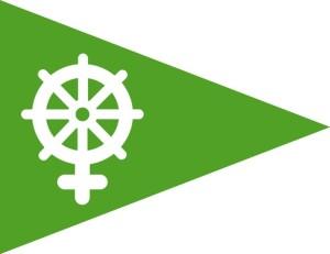 LindaLTaRodretflagg